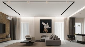 Лучшие потолки 2021 года - современные тренды